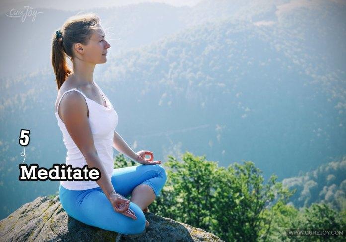 5-meditate