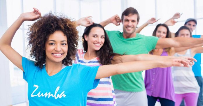 Zumba: The Best Calorie-Busting Dance Routine Around.