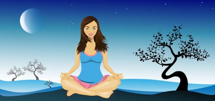 Calming Bedtime Yoga Sequence (30-min).