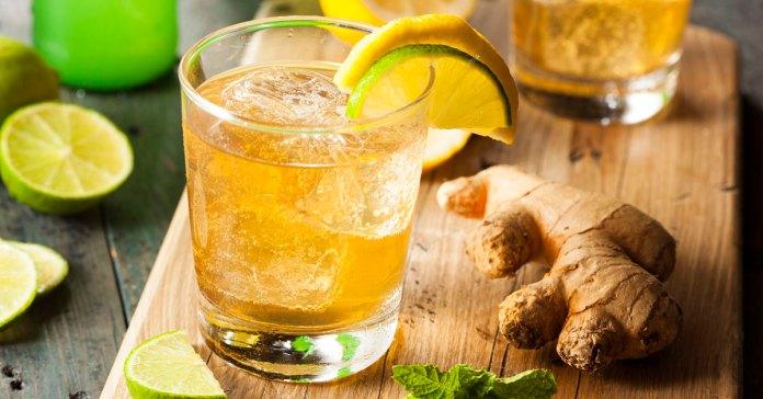 Ginger Elixir – Ayurvedic Digestive Drink.
