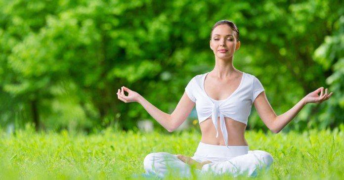 Meditation for Becoming Aware of Body & Breath.