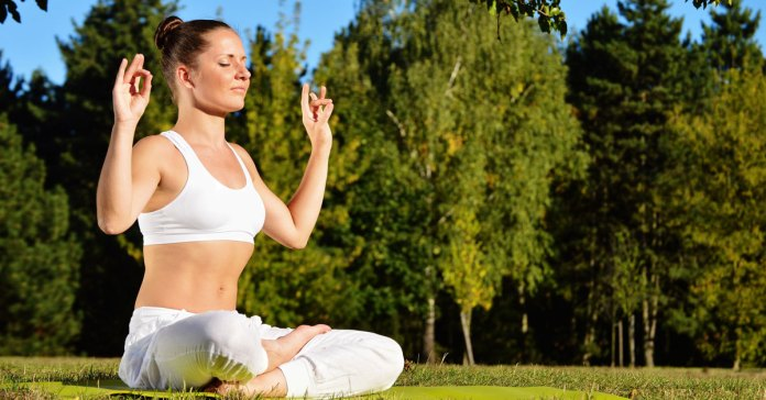 Stress Busting Yoga Flow (55-Min)
