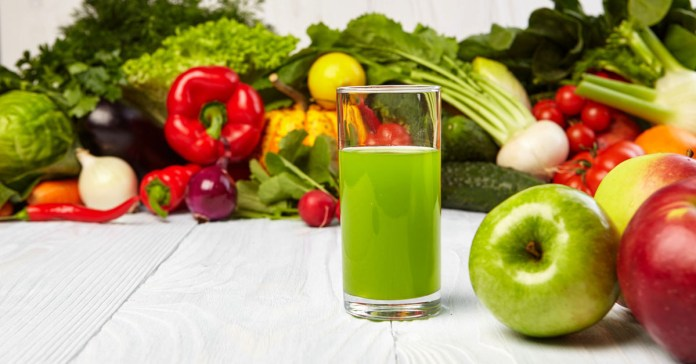 The Power Of Vegetable Juices