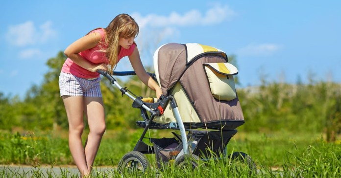 5 Health Tips for New Moms