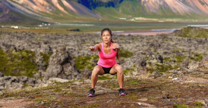The Rock Climber Full Body Essential Workout Routine
