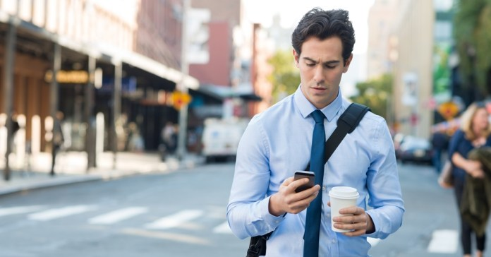 Is distracted walking your problem too?