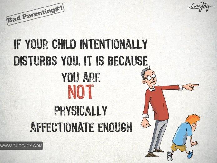 Bad Parenting Picture