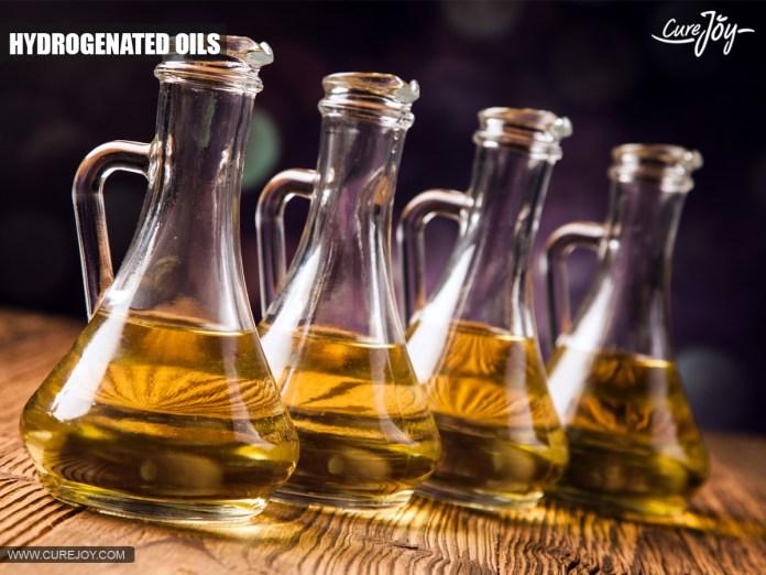 14-Hydrogenated-oils