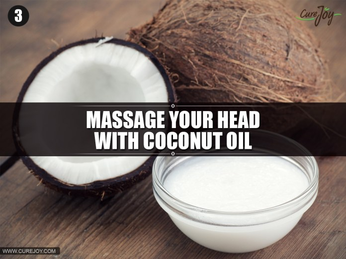 3-Massage-your-head-with-coconut-oil-copy