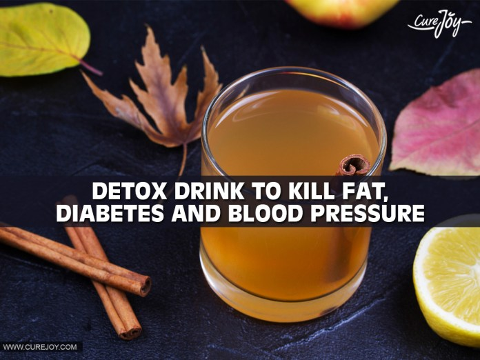 4-Detox-Drink-To-Kill-Fat,-Diabetes-And-Blood-Pressure