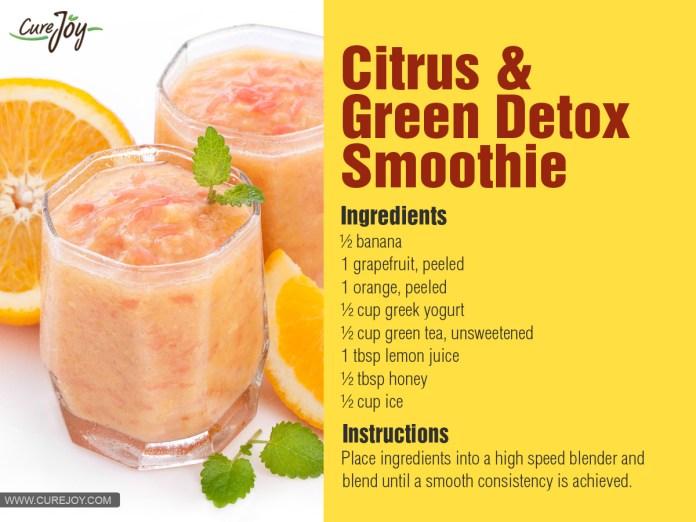 6.Citrus-&-Green-Detox-Smoothie