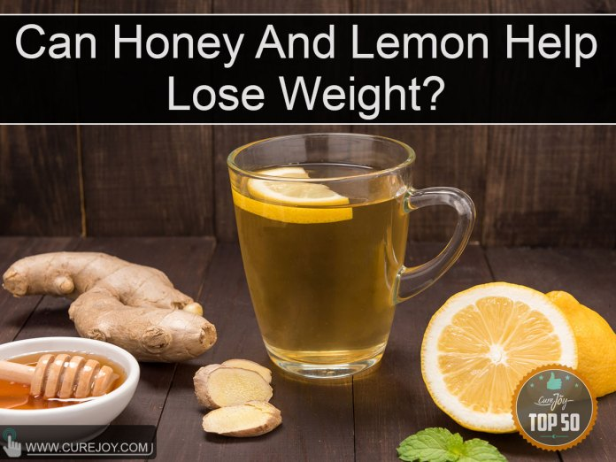 Can-Honey-And-Lemon-Help-Lose-Weight