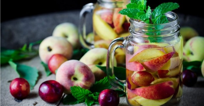 Detox Water To Help Control And Lose Weight