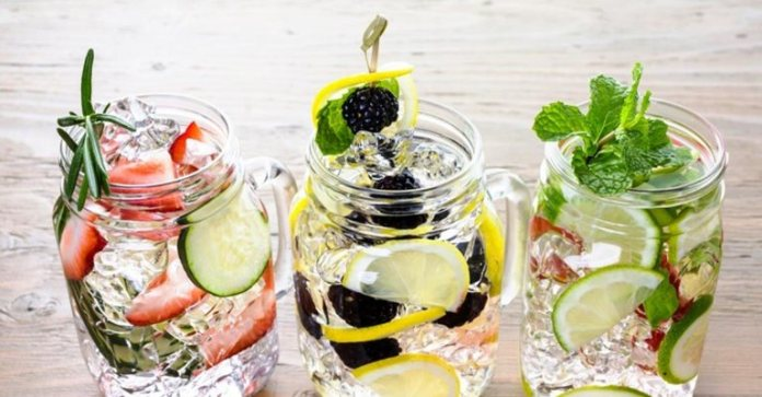 Water Based Drinks That Aids Digestion And Cleansing