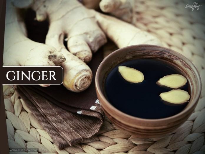 Ginger: Best Super Foods For Thyroid Health