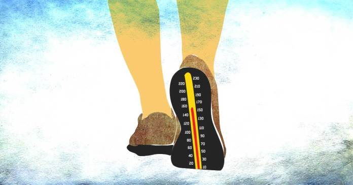 Running and blood pressure