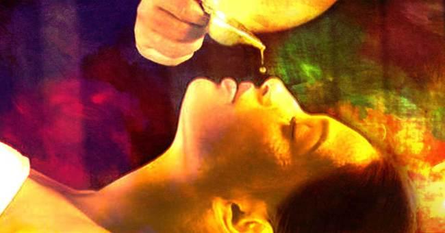 Nasya Therapy