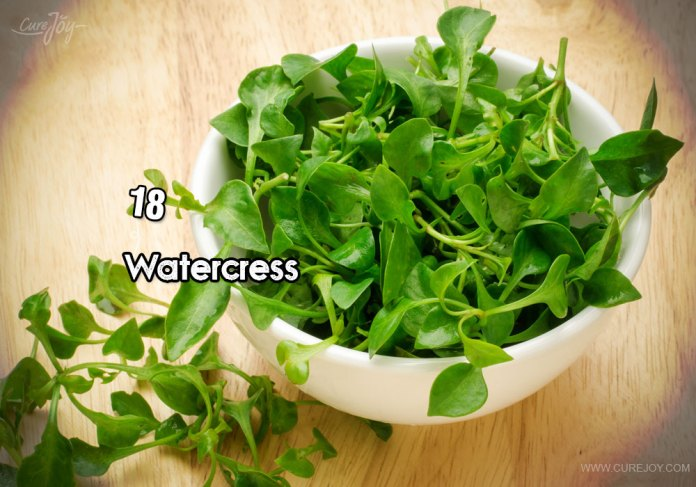 18-watercress