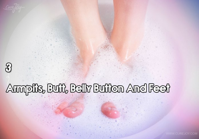 3-armpits-butt-belly-button-and-feet