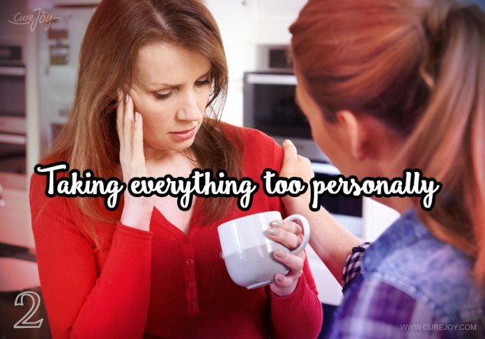 2-taking-everything-too-personally