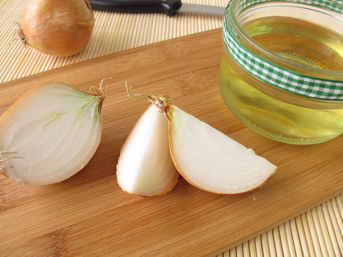 Onion juice: 10 Ways To Get Rid Of Chest Congestion Naturally