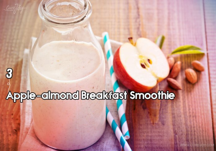 3-apple-almond-breakfast-smoothie