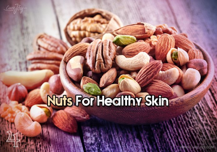 4-nuts-for-healthy-skin