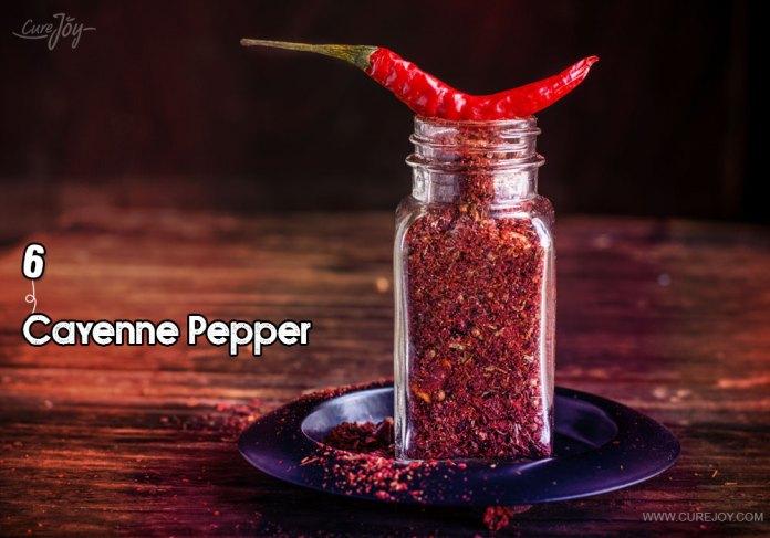 6-cayenne-pepper