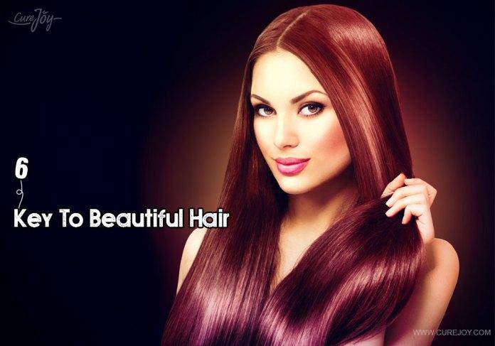 6-key-to-beautiful-hair