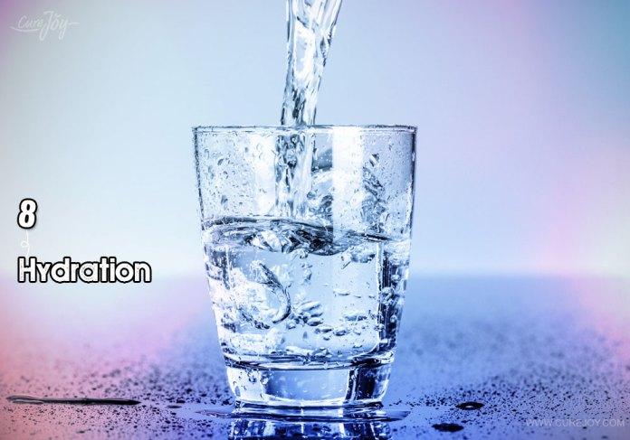 8-hydration