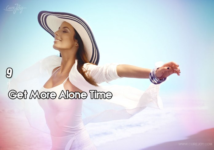 9-get-more-alone-time
