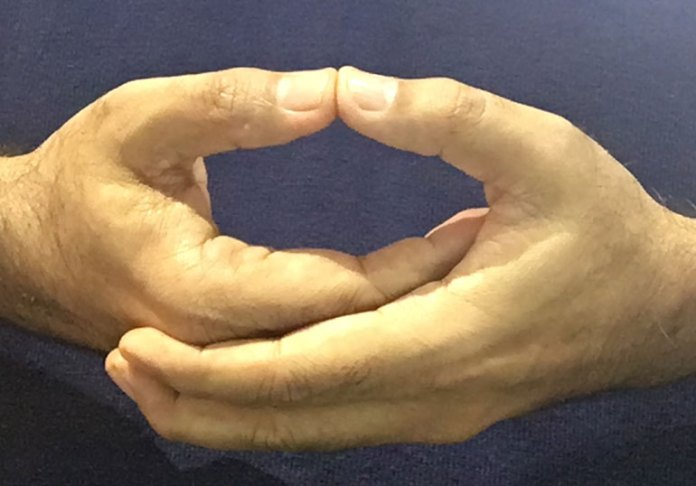 Dhyana Mudra: Use Of Mudras To Help Reduce Anxiety And Stress