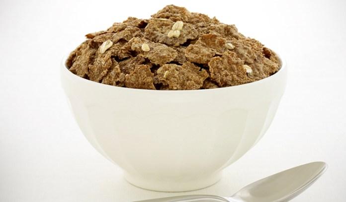 Vitamin B12 is rich in High-Fiber Fortified Bran Flakes