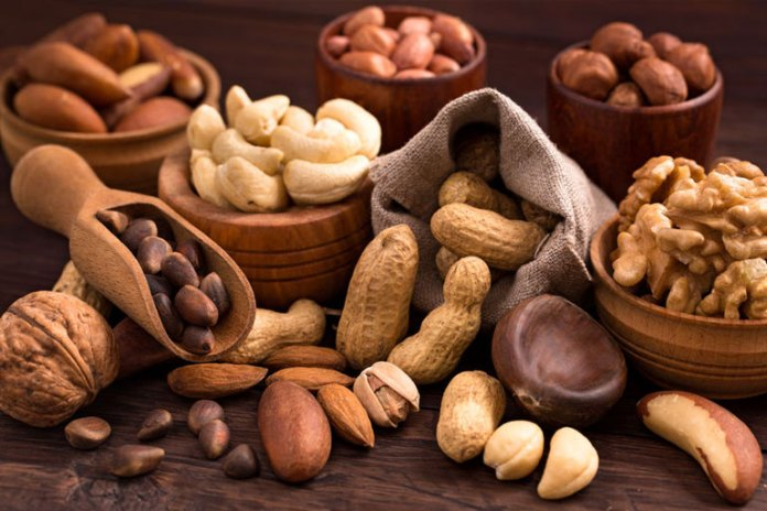 Nuts: Foods That Increase Your HDL Levels