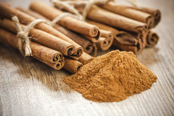 cinnamon: herbs for diabetes