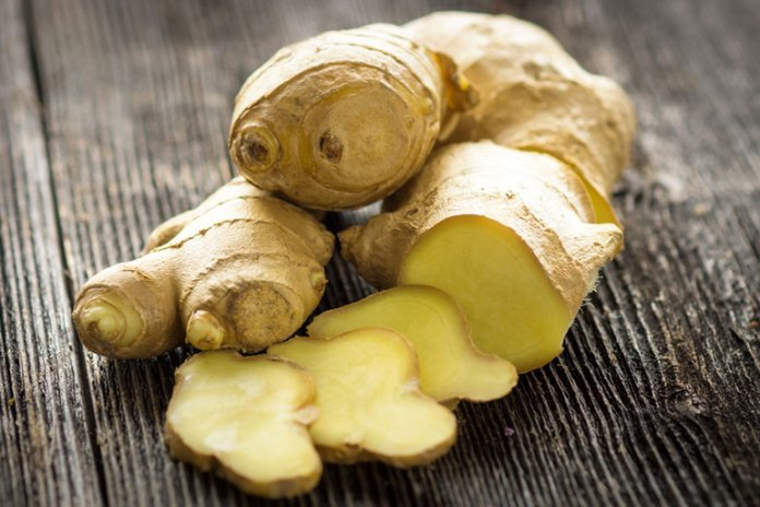 ginger: herbs for diabetes