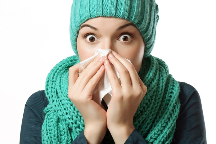 Nasal Congestion: 9 Symptoms Of An Oyster Allergy