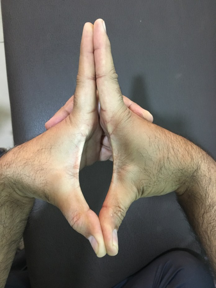 Uttarabodhi Mudra: Use Of Mudras To Help Reduce Anxiety And Stress