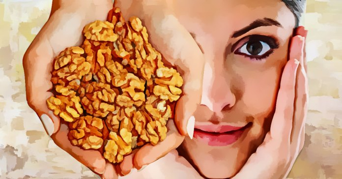 benefits of walnuts for skin, hair, and health