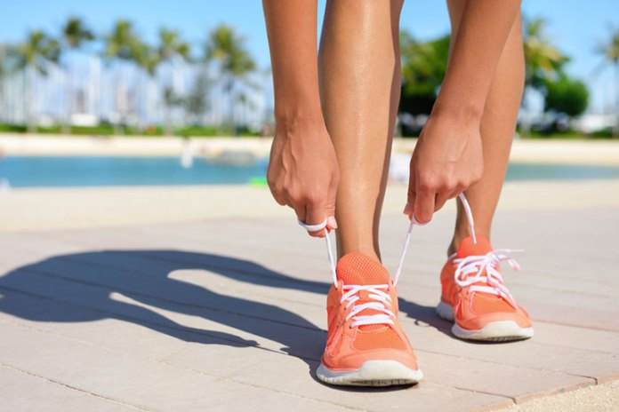 Comfortable Shoes Or Sneakers :Things To Pack To Stay Fit While Traveling