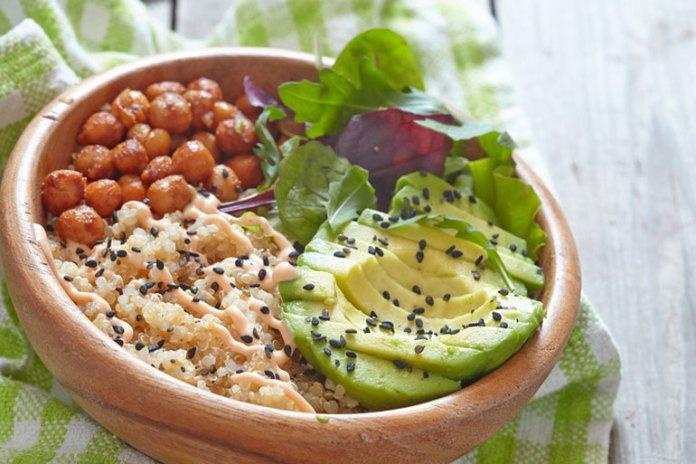 Avocado Quinoa Bowl :Buddha Bowl Recipes