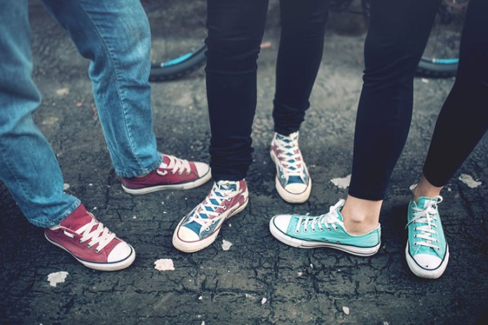 Wear Different Shoes On Successive Days