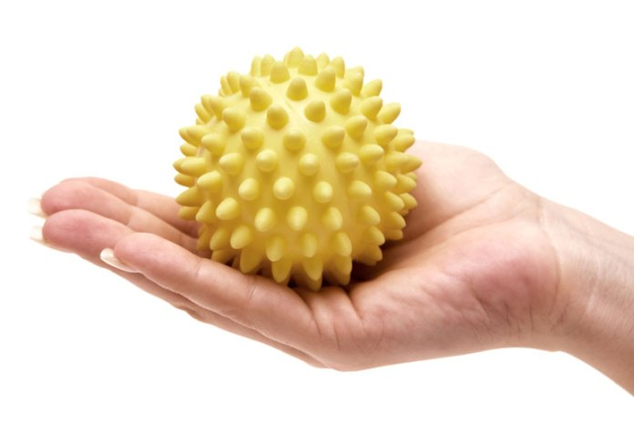 Therapy Balls :Things To Pack To Stay Fit While Traveling