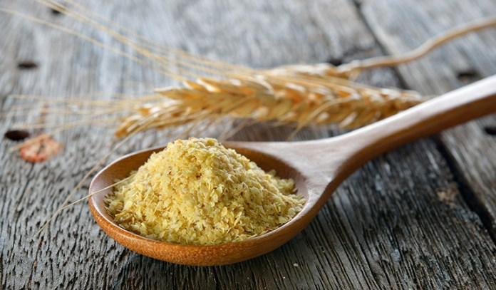 Wheat germ is rich in vitamin E that protects the eyes from free radical damage