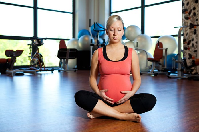 Relaxing while exercising: Top 7 Pregnancy Friendly Treadmill Fitness Tips For Moms