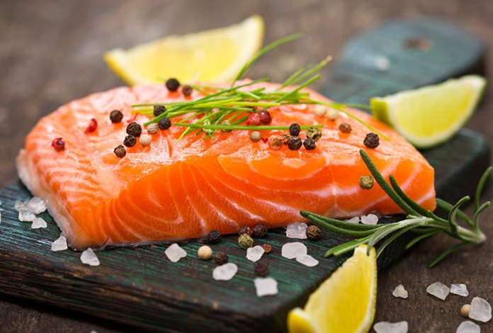 omega 3 fatty acids in salmon contribute to better eye health