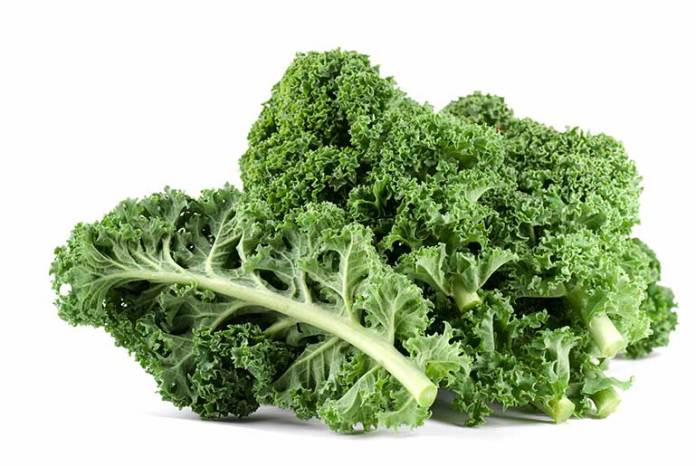 Kale helps to protect eye cataracts