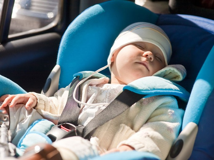 Carnapping: 5 Tips To Help Your Child Nap Better During The Day