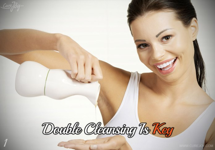 1-double-cleansing-is-key