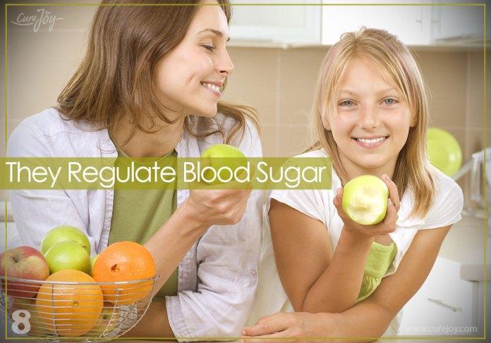 8-they-regulate-blood-sugar
